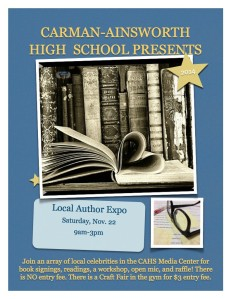 author expo
